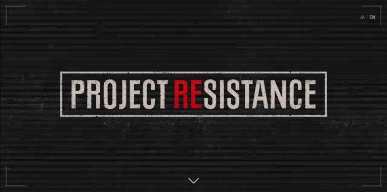 Project Resistance Site