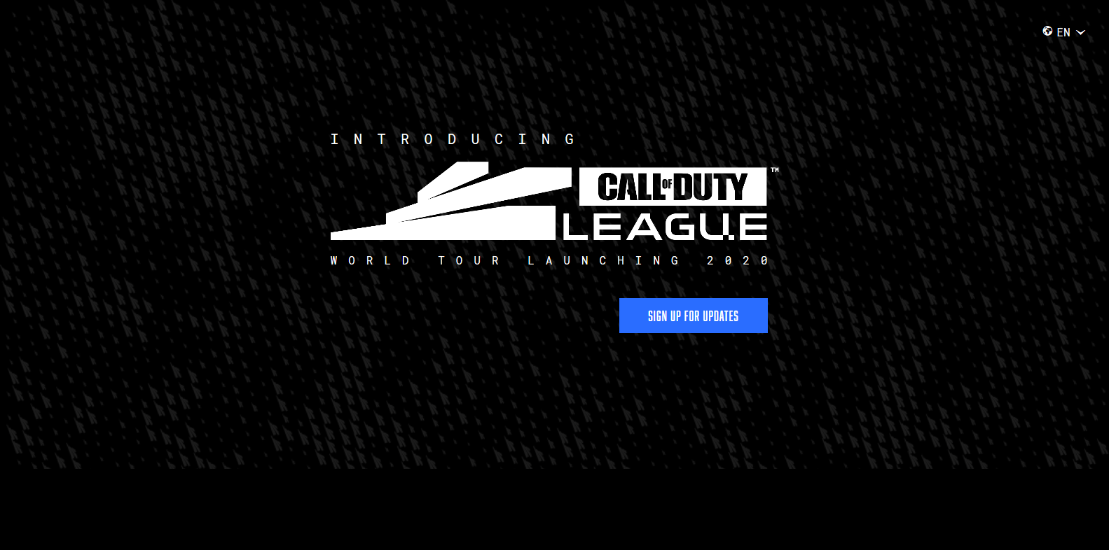 Call of Duty League Reveal