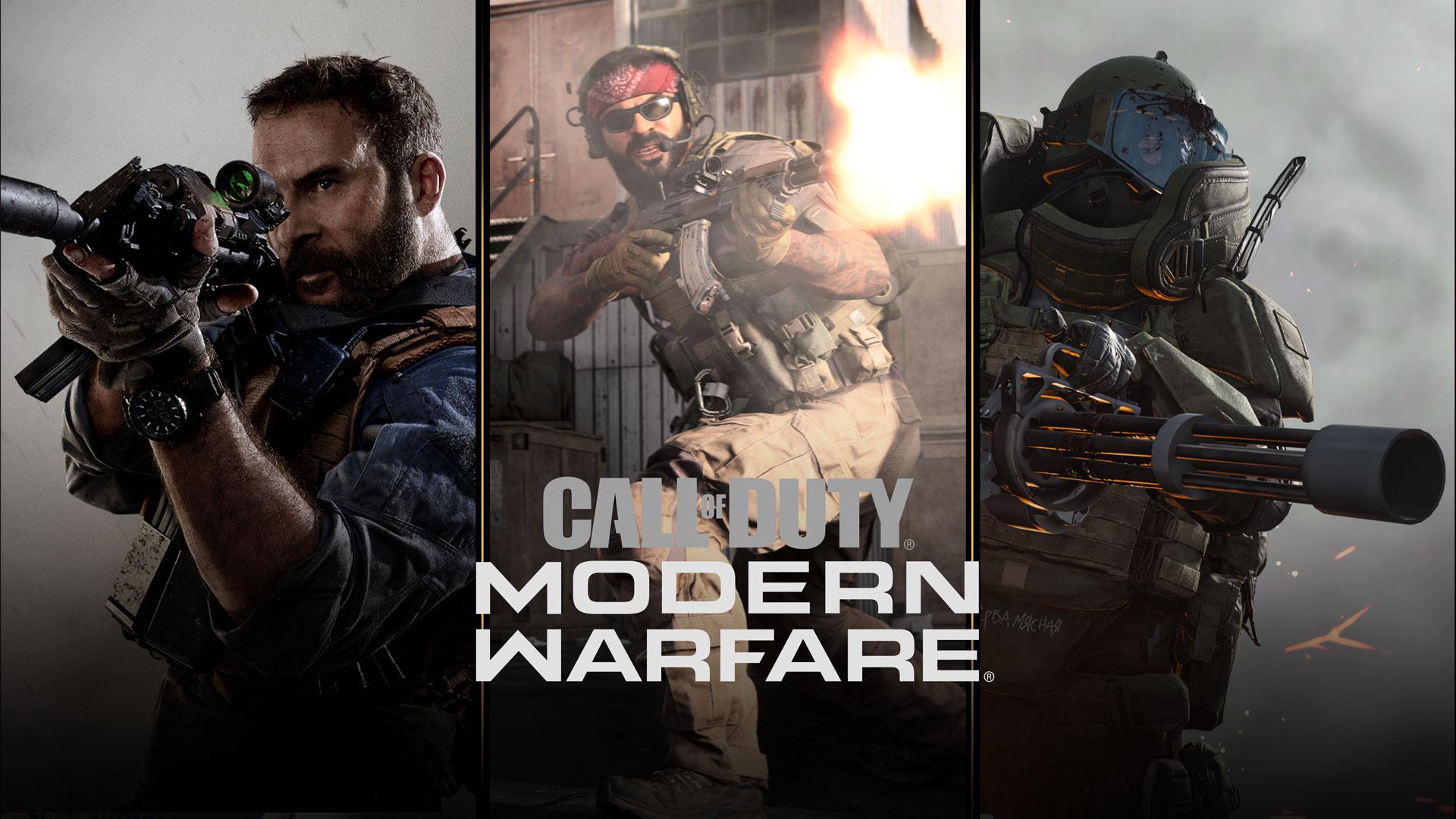 Modern Warfare Post Launch