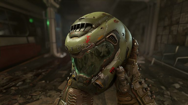 DOOM Eternal Slayer Helmet