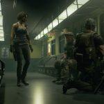 RE3 Remake Subway