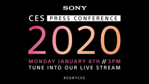 Sony at CES 2020