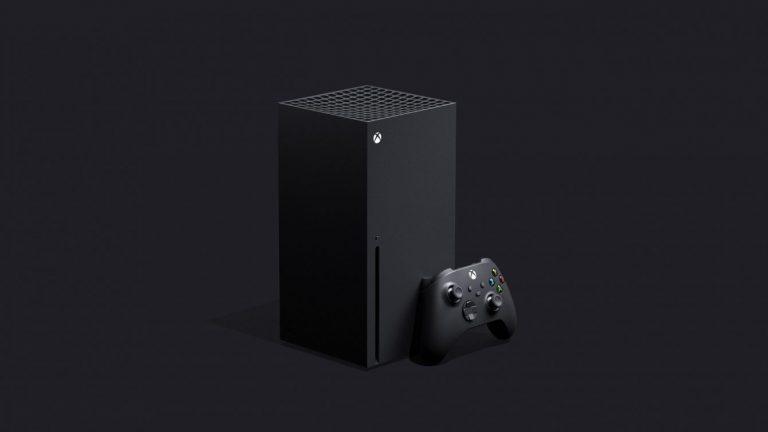 Xbox Series X Console