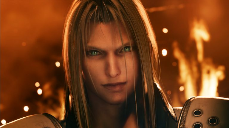 Final Fantasy 7 Remake Sephiroth