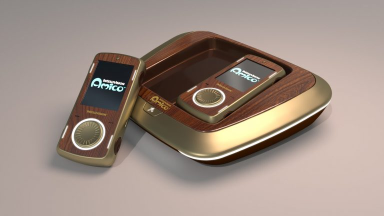 Intellivision Amico Wood Console