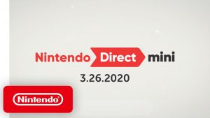 Nintendo Direct Mini March 2020