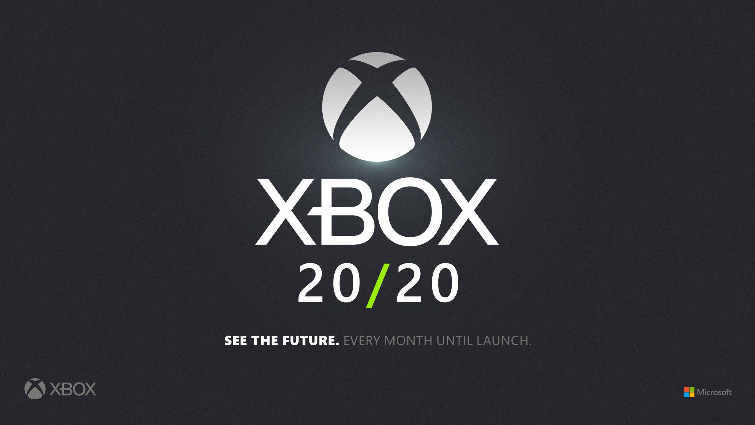 Xbox 2020 Events