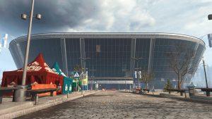 COD Warzone Arena