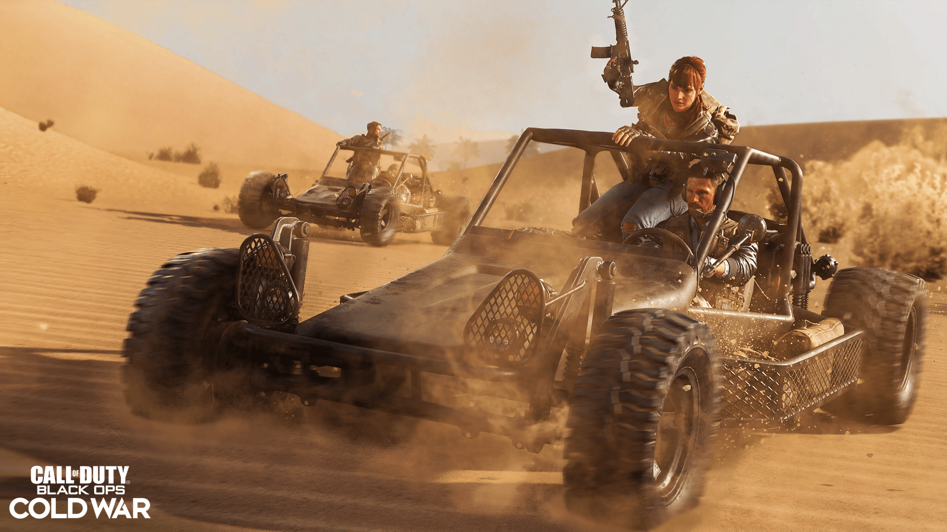 Black Ops Cold War Desert