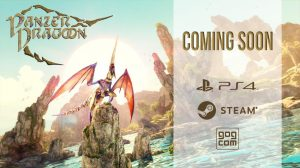 Panzer Dragoon Coming To PS4 and Steam
