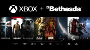 Xbox Buys Bethesda