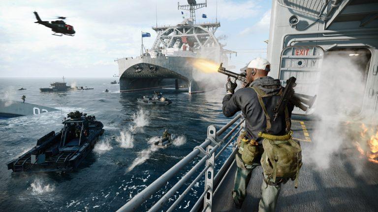 Call of Duty Black Ops Cold War Armada