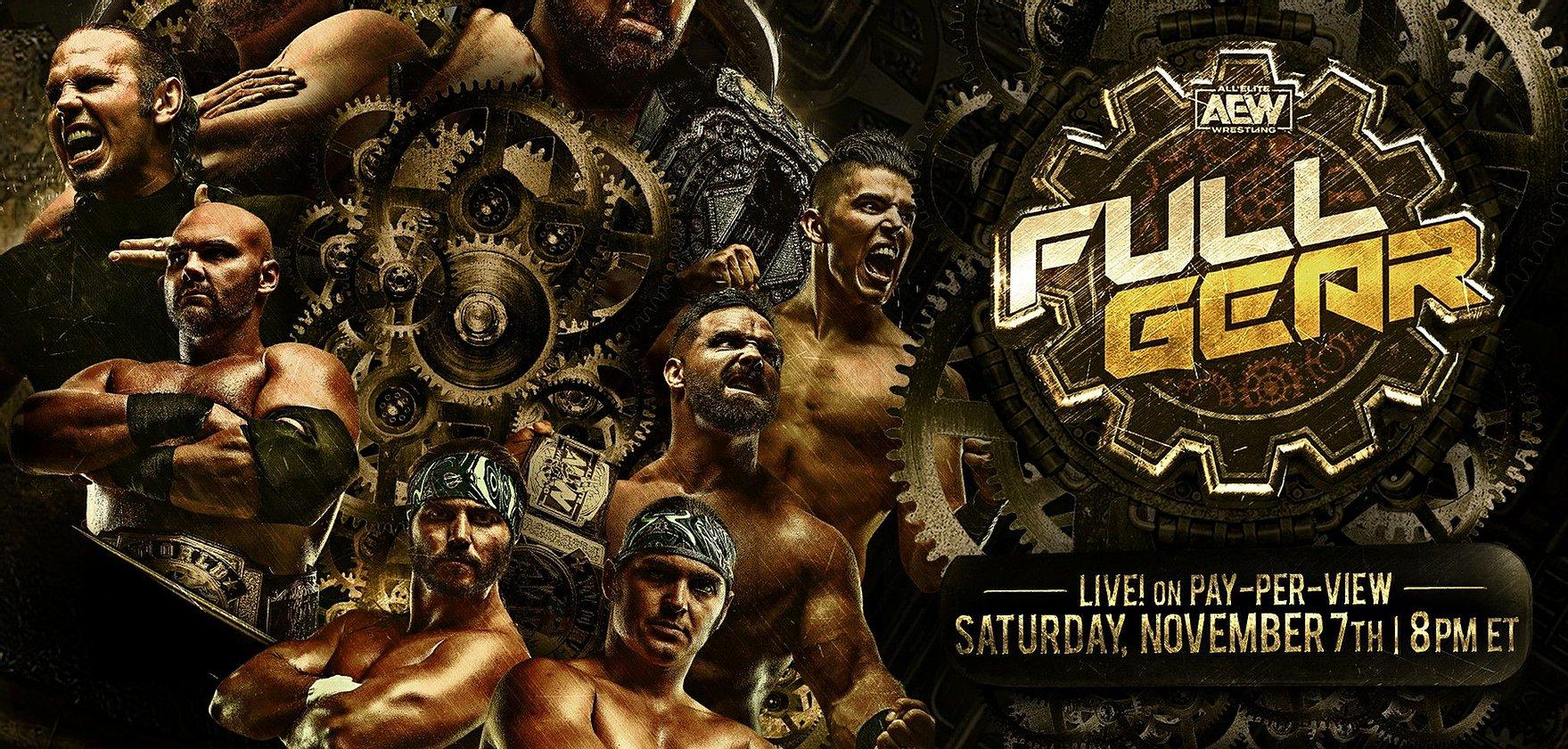 All Elite Wrestling Full Gear 2020
