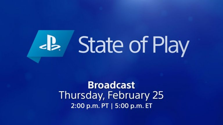 State of Play Feb 25