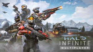 Halo Infinte Multiplayer Reveal