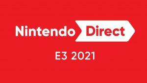 Nintendo Direct E32021