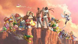 Super Smash Bros Ultimate x Tekken 2021